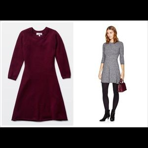 Aritzia Sunday's Best sweater dress